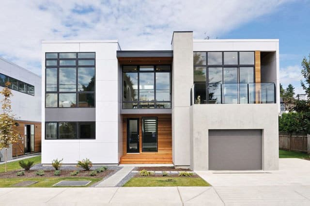 Method homes modular white rock green home gnome for Green modern homes